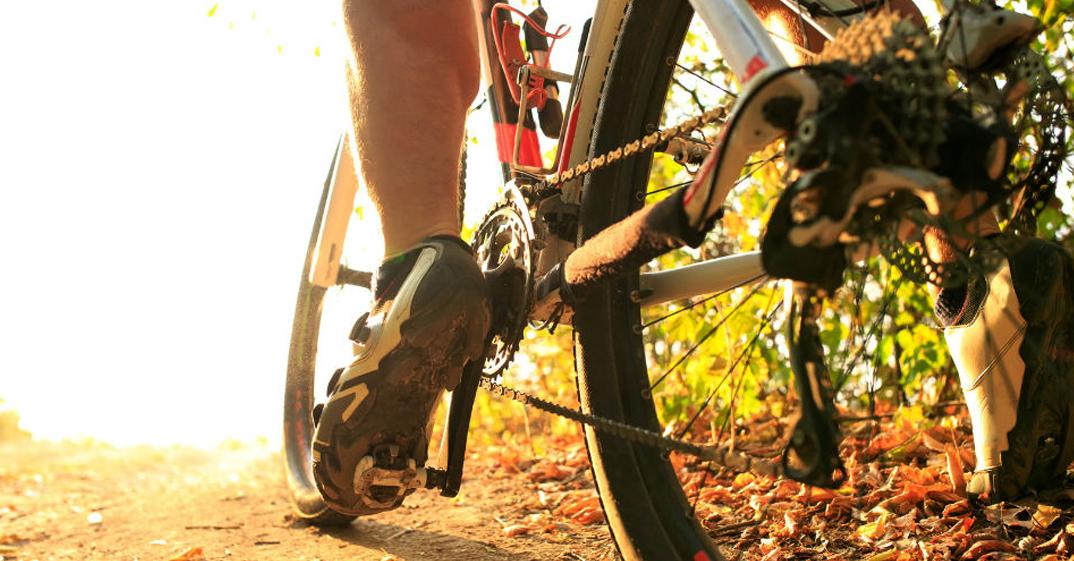 cadencia de pedalada