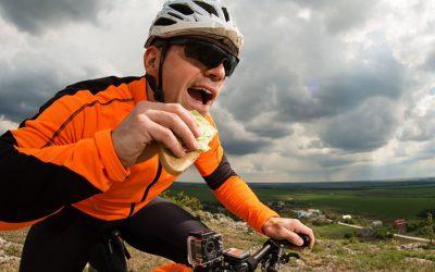 La alimentación del ciclista. ¿Cómo mejorar el rendimiento?