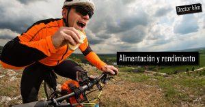 alimentación ciclista