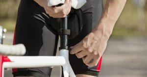 calcular altura sillín bicicleta
